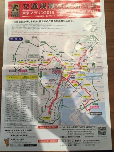 Tokyo Marrason 2015